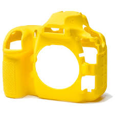 EasyCover Camera Case For Nikon D850 yellow