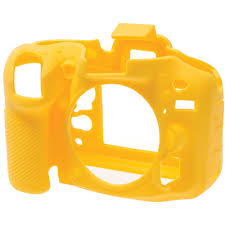EasyCover Camera Case For Nikon D7100/D7200 yellow