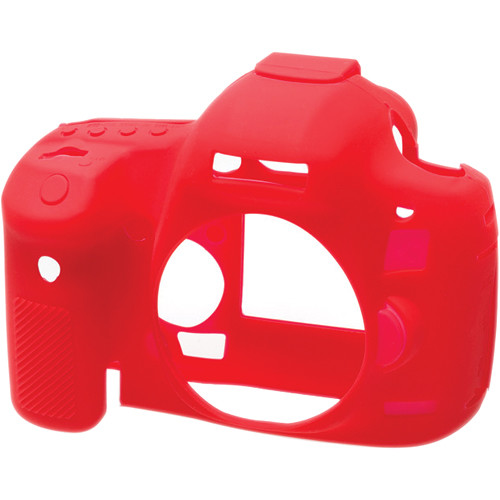 EasyCover Camera Case For Canon 5D Mark 3 / 5DS R / 5DS red