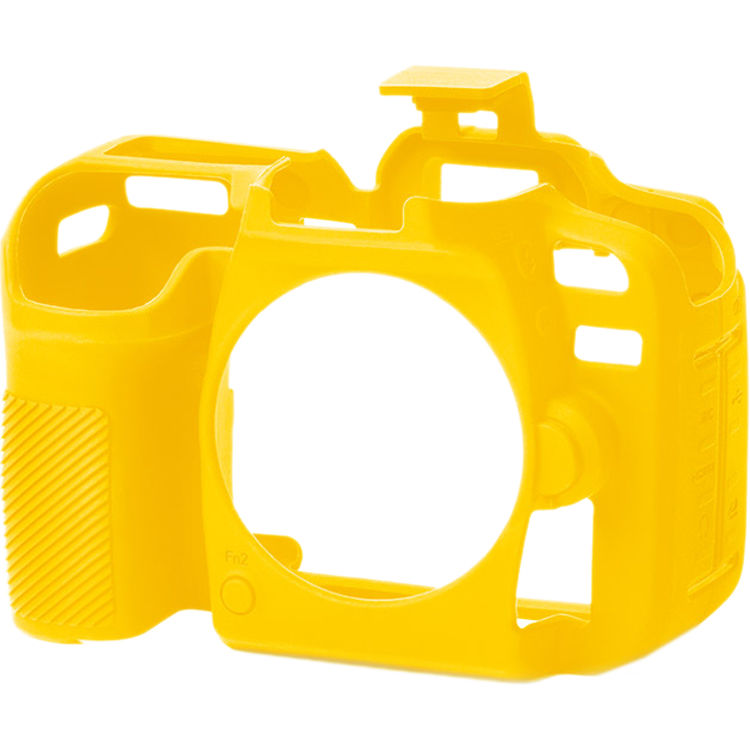EasyCover Camera Case For Nikon D7500 yellow