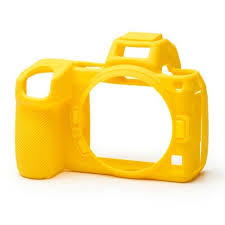 EasyCover Camera Case For Nikon Z6 / Z7 yellow