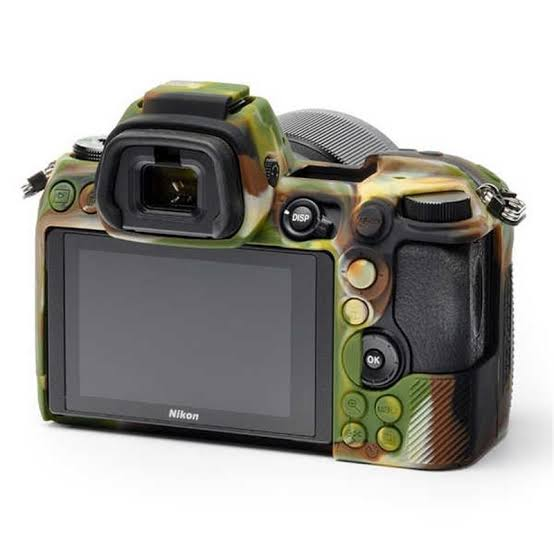 EasyCover Camera Case For Nikon Z6 / Z7 camouflage