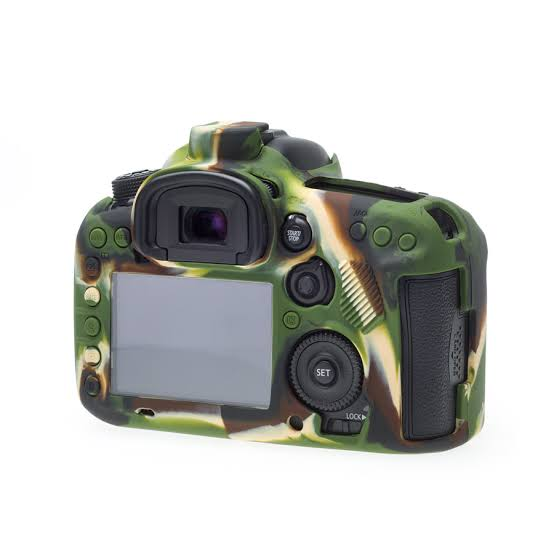 EasyCover Camera Case For Canon 7D mark II camouflage