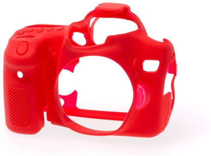 EasyCover Camera Case For Canon 70D red
