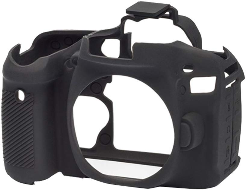 EasyCover Camera Case For Canon 80D black