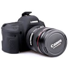 EasyCover Camera Case For Canon 100D / SL1 black