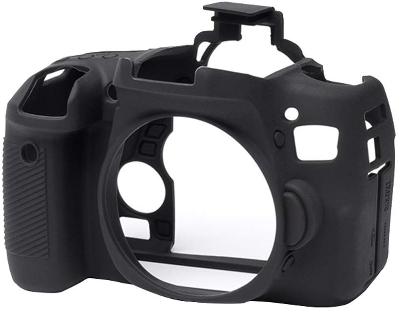 EasyCover Camera Case For Canon 760D / T6s black