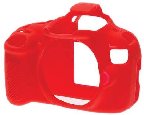 EasyCover Camera Case For Canon 1200D / T5 red