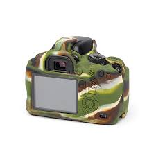 EasyCover Camera Case For Canon 1300D / 2000D camouflage