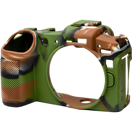 EasyCover Camera Case For Canon RP camouflage