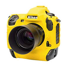 EasyCover Camera Case For Nikon D5 yellow