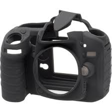 EasyCover Camera Case For Nikon D90 black